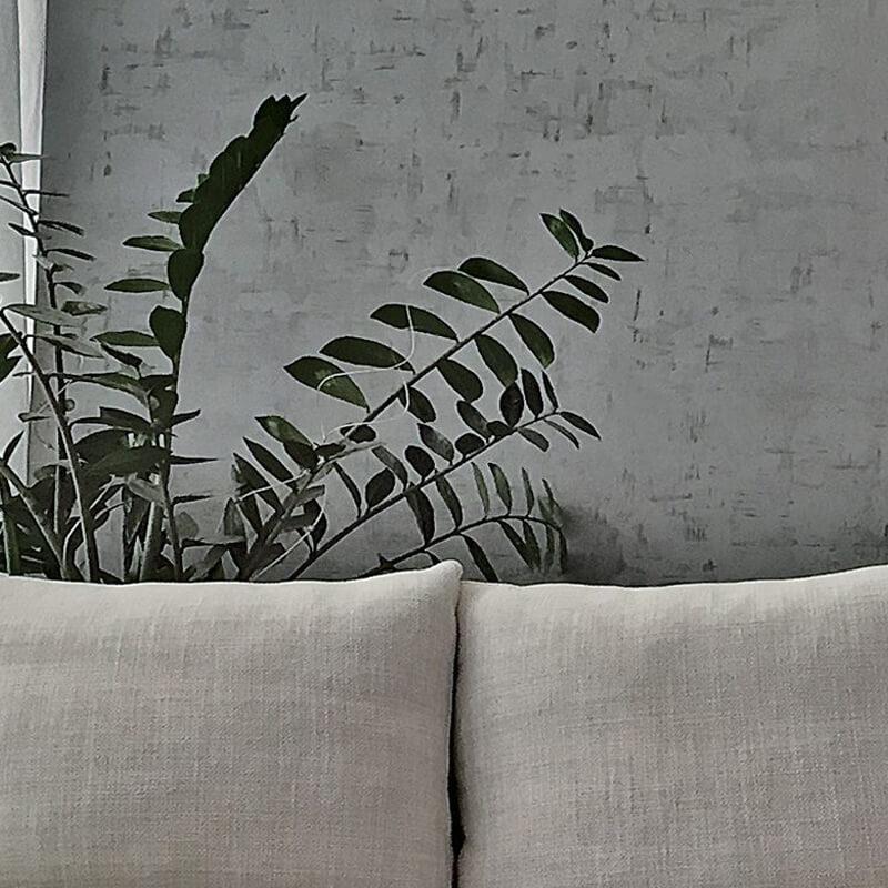 Senso – mat metallic stuc
